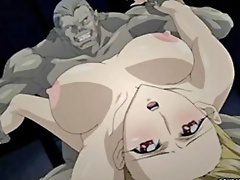 Hentai Doll gets hard stuffed by insane Sesshomaru